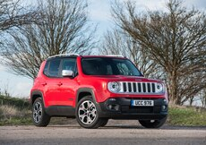 Jeep Renegade (2014->>)