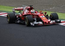 F1, GP Giappone 2017, Vettel: «Ho dato tutto»