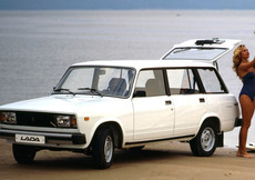 Lada Serie 124/125 Station Wagon (1990-92)