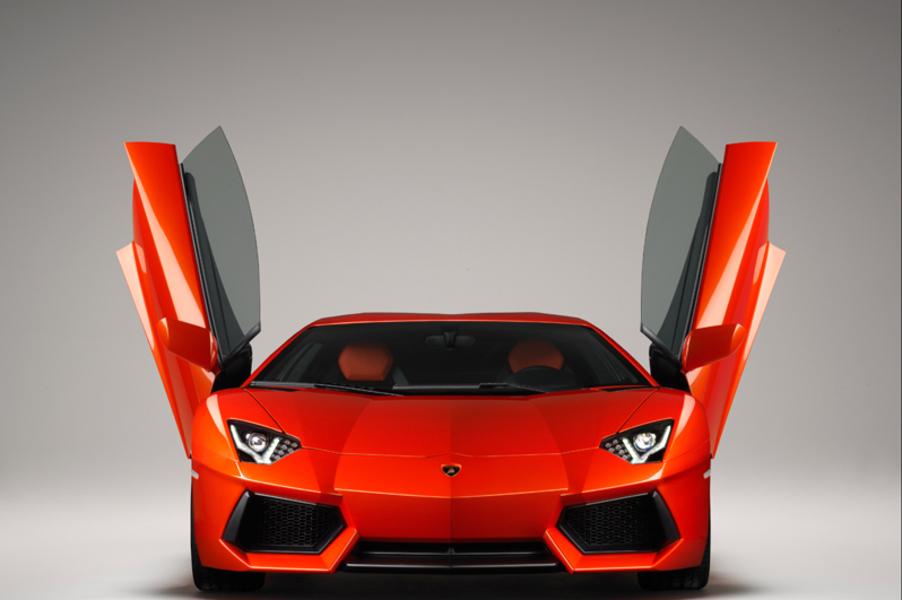 Lamborghini Aventador Coupé (4)