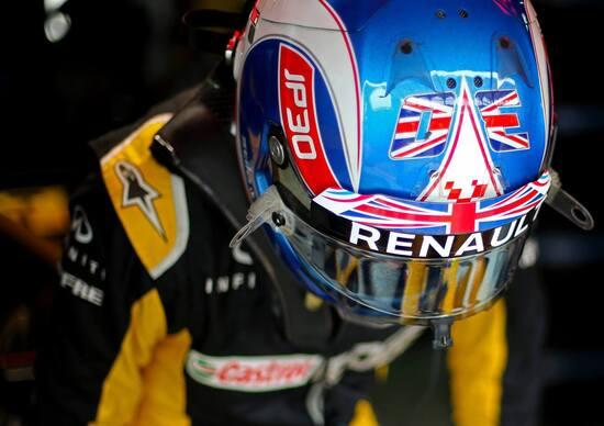 Rivoluzione Renault: subito via Palmer, da Austin corre già Sainz