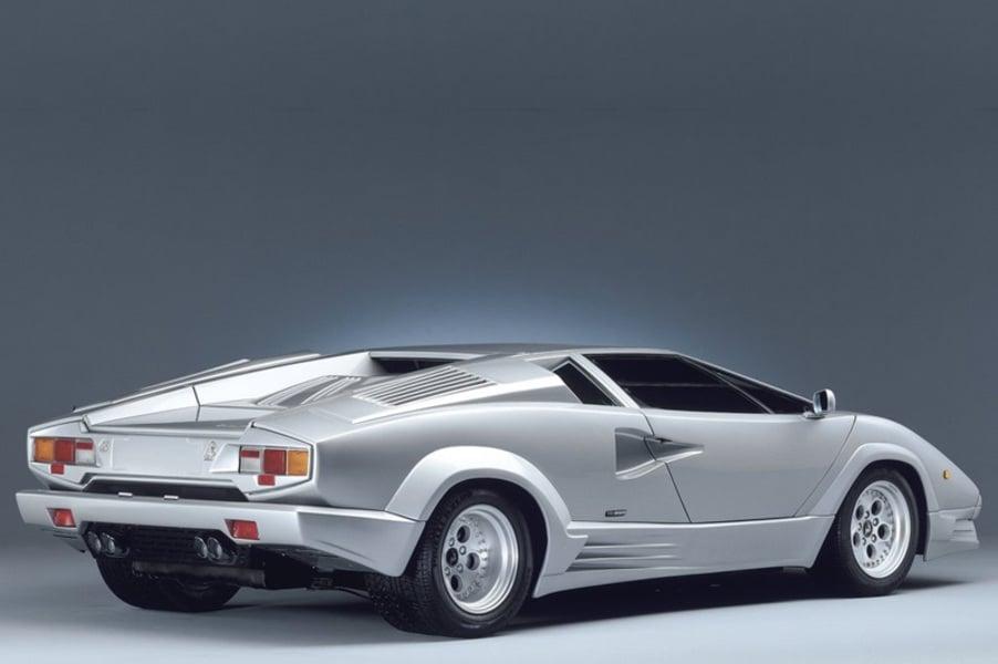 Listino Lamborghini Countach 1978 90 Usate Automoto It