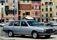 Lancia Gamma (1978-85)