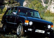 Land Rover Range Rover (1983-02)