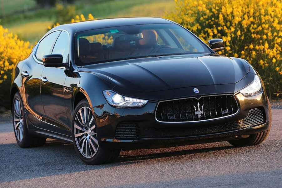 Maserati Ghibli (2013->>) (5)