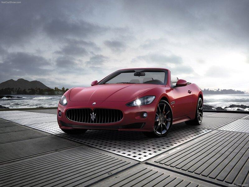 Maserati GranCabrio (3)