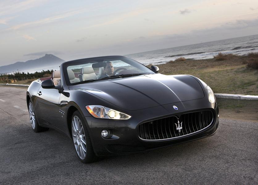 Maserati GranCabrio (4)