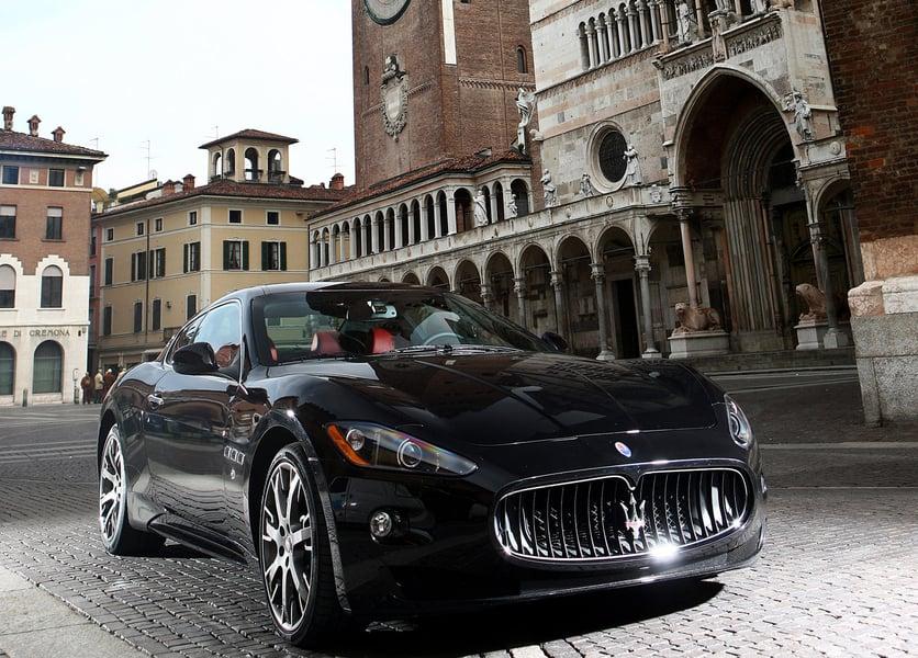 Maserati GranTurismo (3)