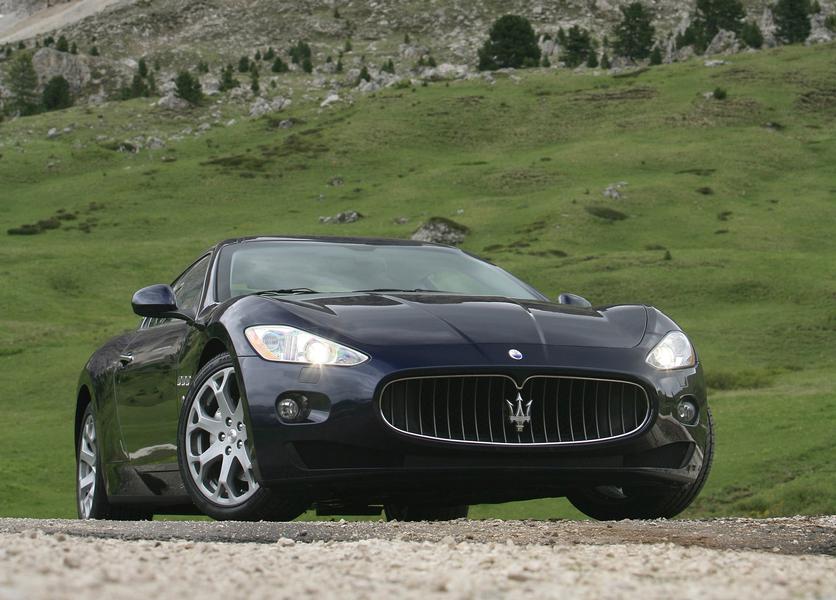 Maserati GranTurismo (4)