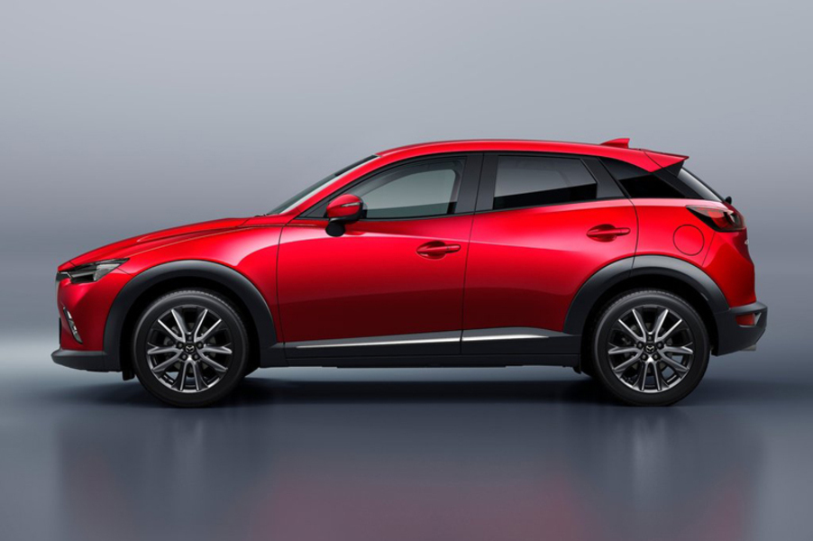Mazda CX-3 1.8L Skyactiv-D Executive (3)