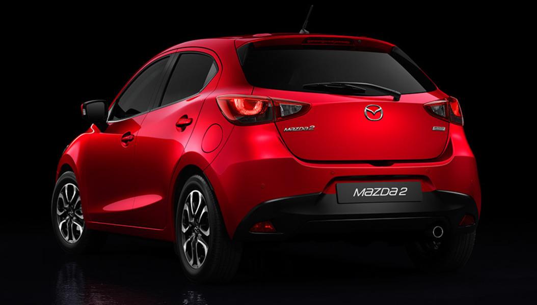 Mazda Mazda2 (3)