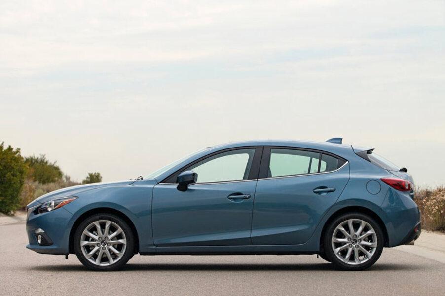 Mazda Mazda3 (3)