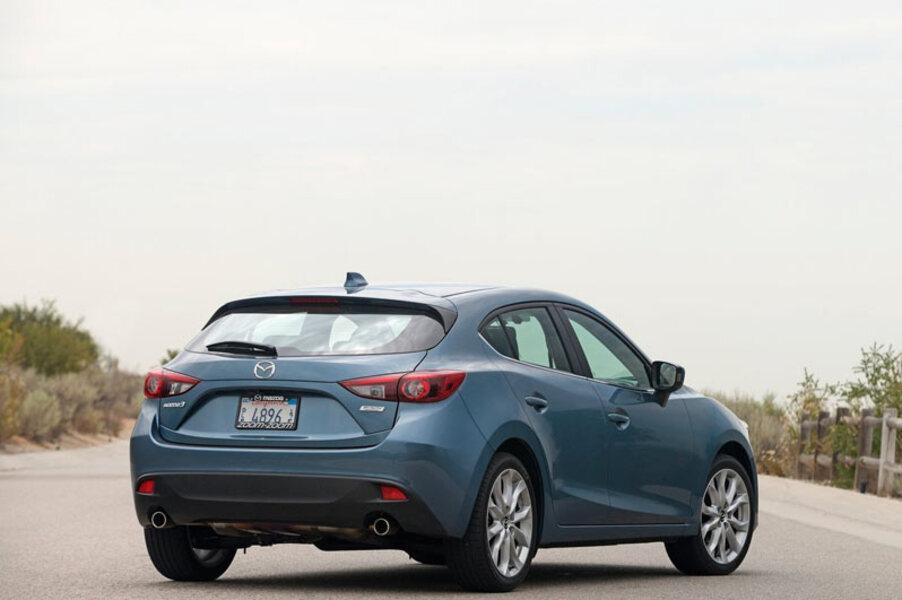 Mazda Mazda3 (4)