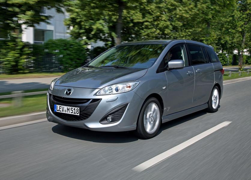 Mazda Mazda5 1.6 MZ-CD 8V 115CV Smart Space (2)