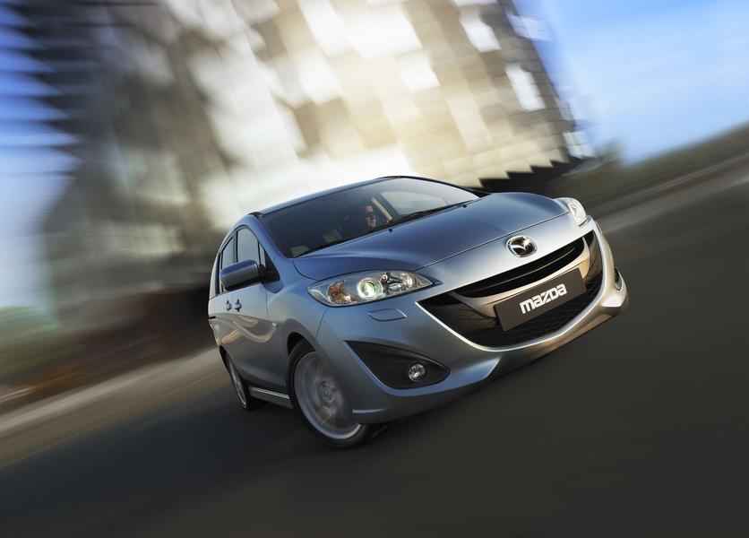 Mazda Mazda5 1.6 MZ-CD 8V 115CV Smart Space (5)