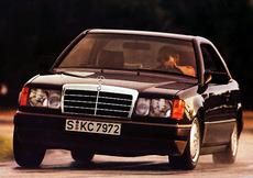 Mercedes-Benz 200 Coupé (1990-94)