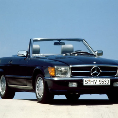 mercedes benz 280 cabrio 280 sl roadster 05 1985 01. Black Bedroom Furniture Sets. Home Design Ideas