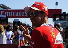 F1, GP Giappone 2017: Vettel, reprimenda e rischio penalizzazione