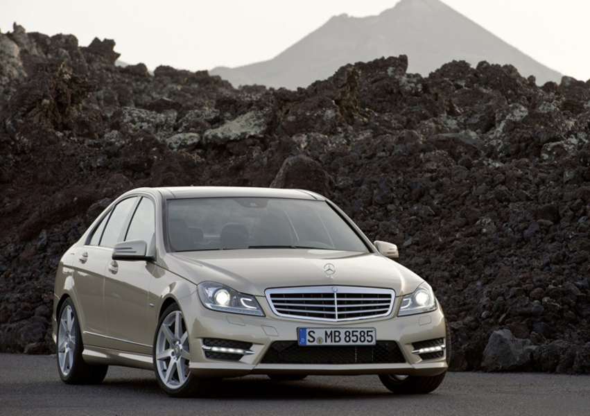 Mercedes-Benz Classe C 200 BlueEFFICIENCY Avantgarde (3)