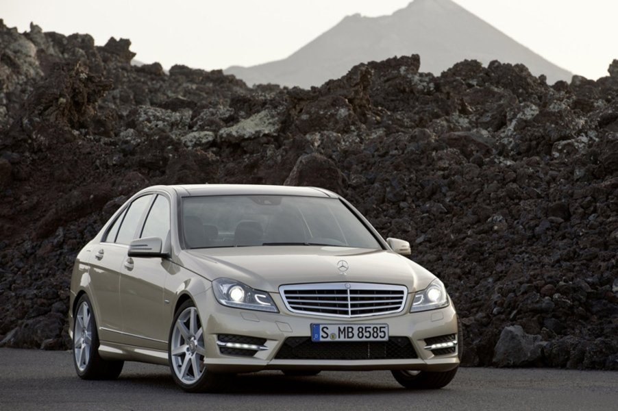 Mercedes-Benz Classe C 180 Kompressor Elegance FIRST (3)