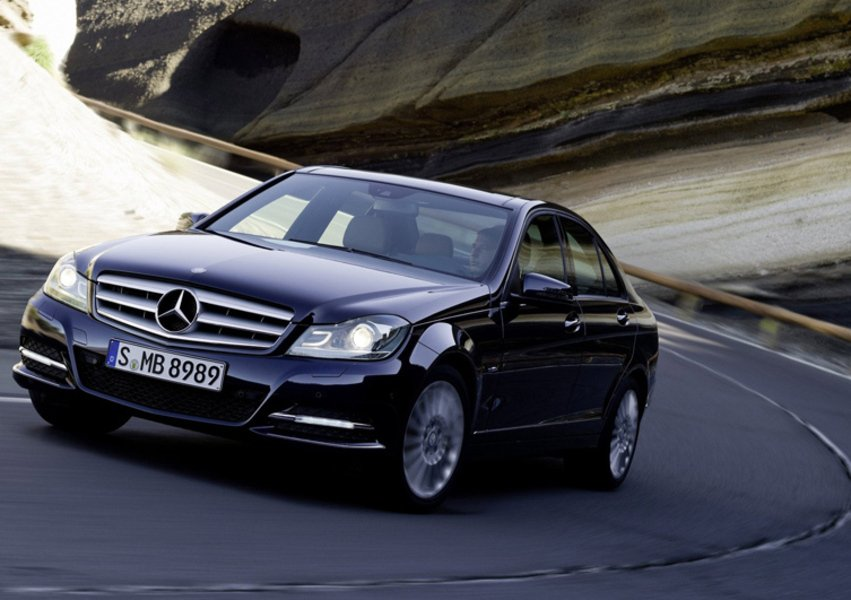 Mercedes-Benz Classe C 320 CDI FIRST (4)