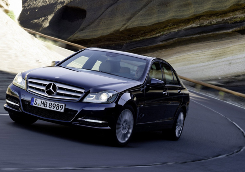 Mercedes-Benz Classe C 200 BlueEFFICIENCY Avantgarde (4)