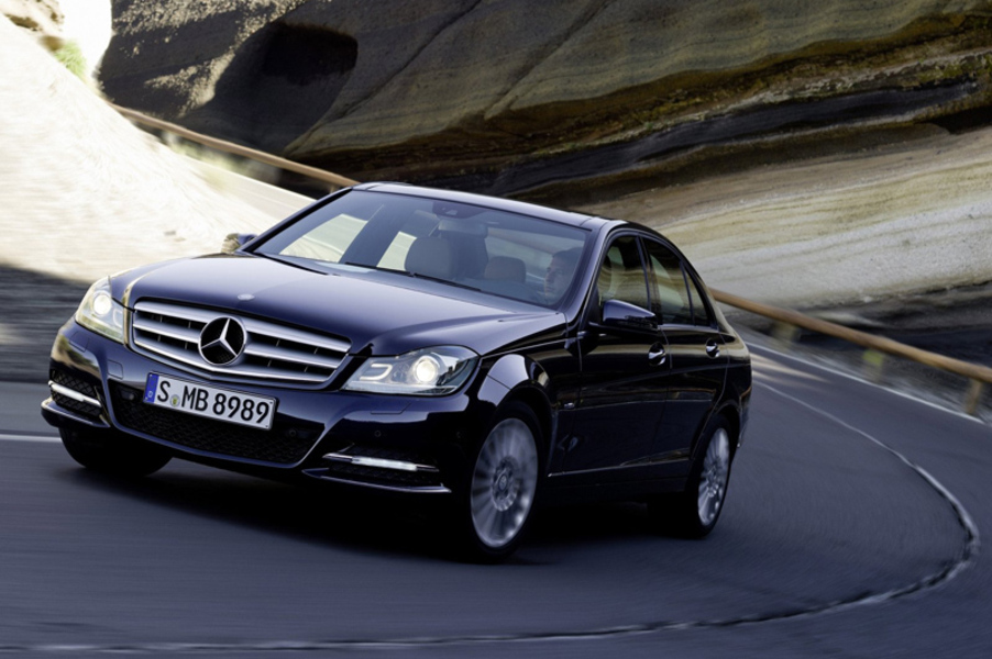 Mercedes-Benz Classe C 350 CDI BlueEFFICIENCY Elegance (4)