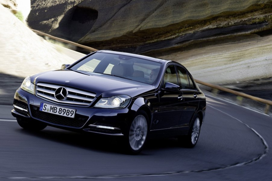 Mercedes-Benz Classe C 220 CDI BlueEFFICIENCY Elegance (4)