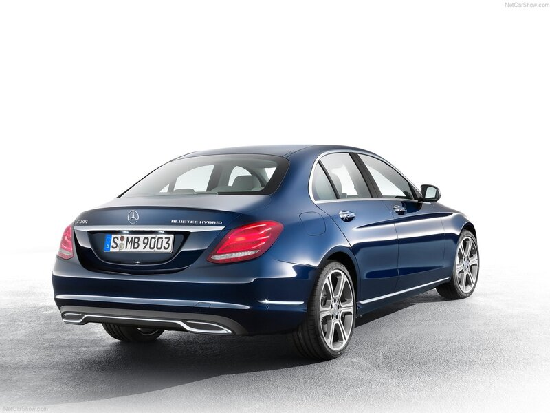 Mercedes-Benz Classe C 300 d Auto Business (3)