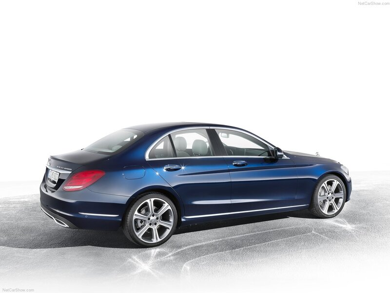 Mercedes-Benz Classe C 220 d 4Matic Auto Sport Plus (5)