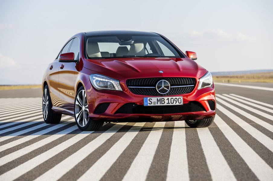 Mercedes-Benz Classe CLA (2013->>)
