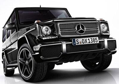Listino Mercedes Benz Classe G 1993 Usate Automoto It