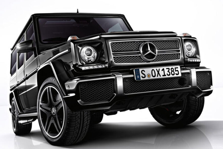 mercedes benz classe g catalogo e listino prezzi mercedes benz classe g. Black Bedroom Furniture Sets. Home Design Ideas