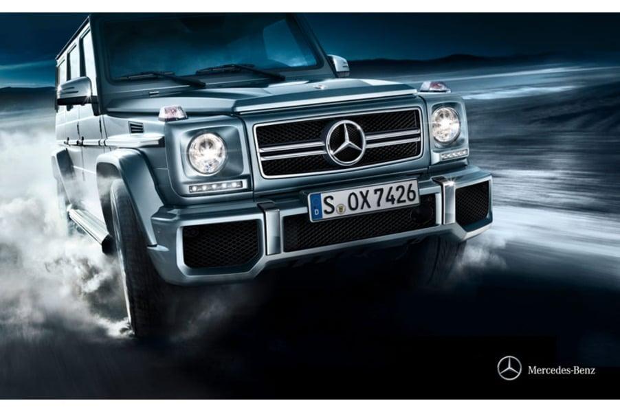 Mercedes-Benz Classe G (1993->>) (4)