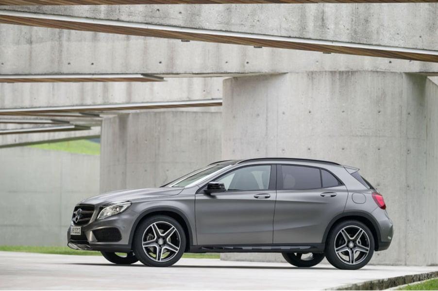 Mercedes-Benz Classe GLA (2013->>) (5)