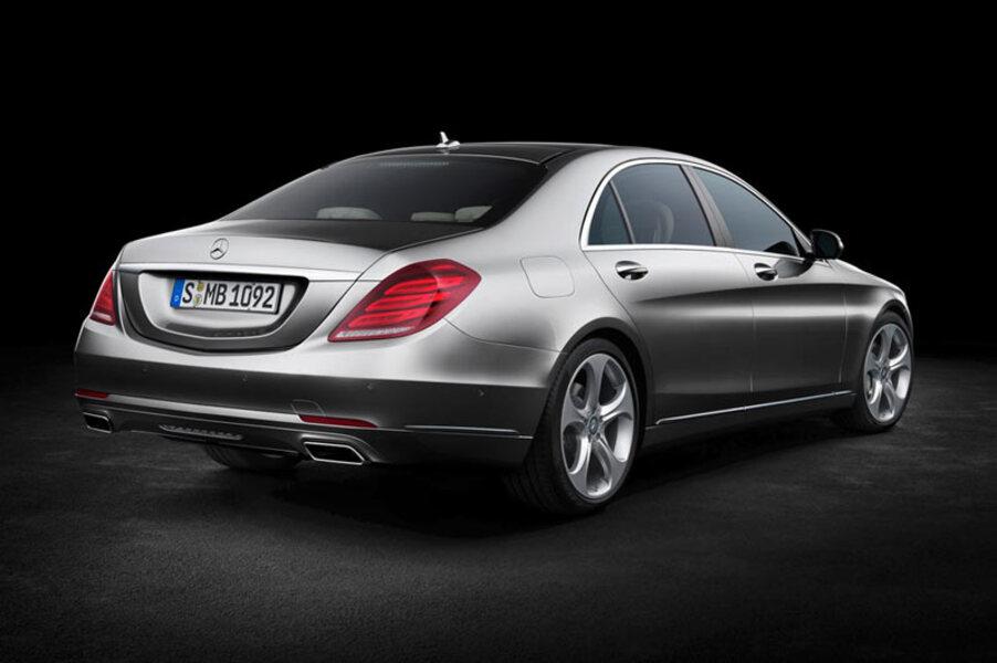 Mercedes-Benz Classe S (2)