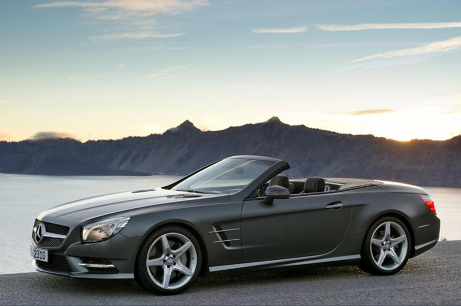 Mercedes-Benz SL (4)