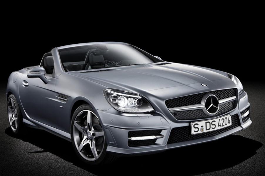 Mercedes-Benz SLK (2011->>)