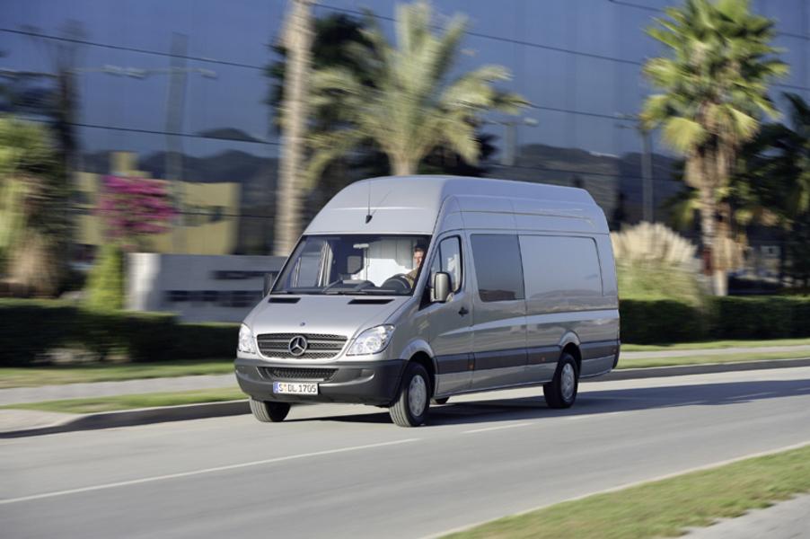 Mercedes-Benz Sprinter (4)