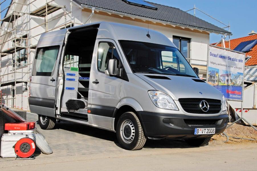 Mercedes-Benz Sprinter (5)