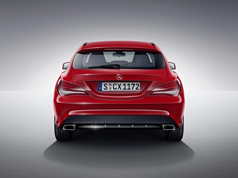 Mercedes-Benz CLA Shooting Brake (4)