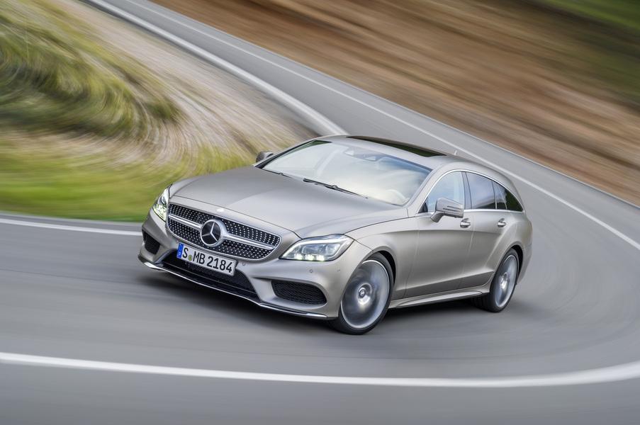 Mercedes-Benz CLS Shooting Brake (3)