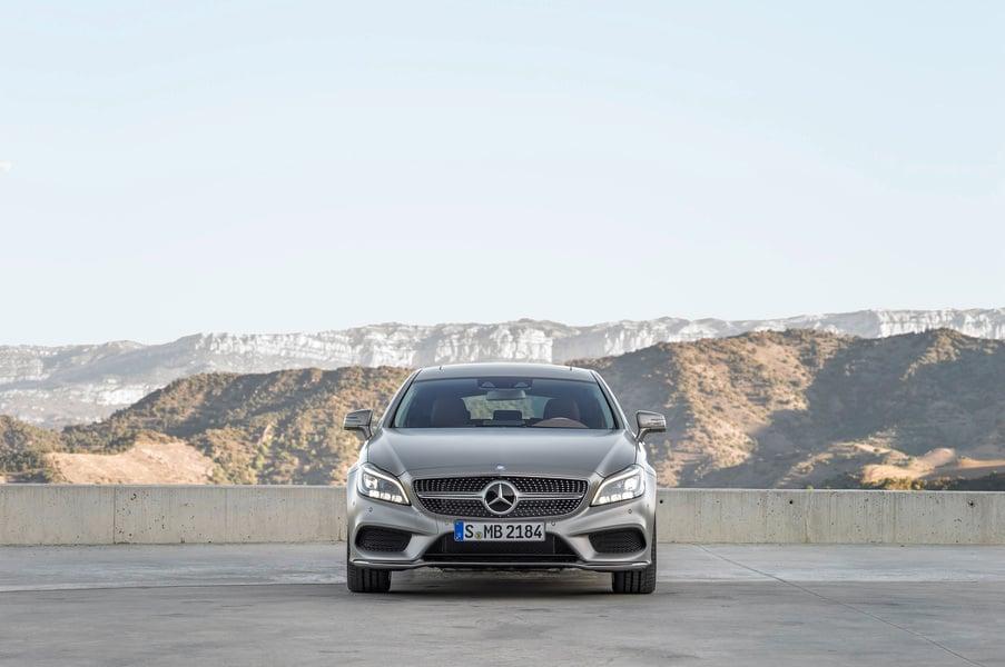 Mercedes-Benz CLS Shooting Brake (2)