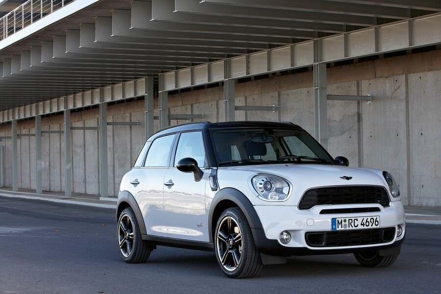 Mini Mini Countryman 16 One D Countryman 062010 072014