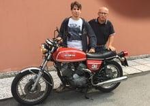 Restaurando fai da te: Moto Morini 3 ½ (1977) di Francesco e Giovanni Cobello
