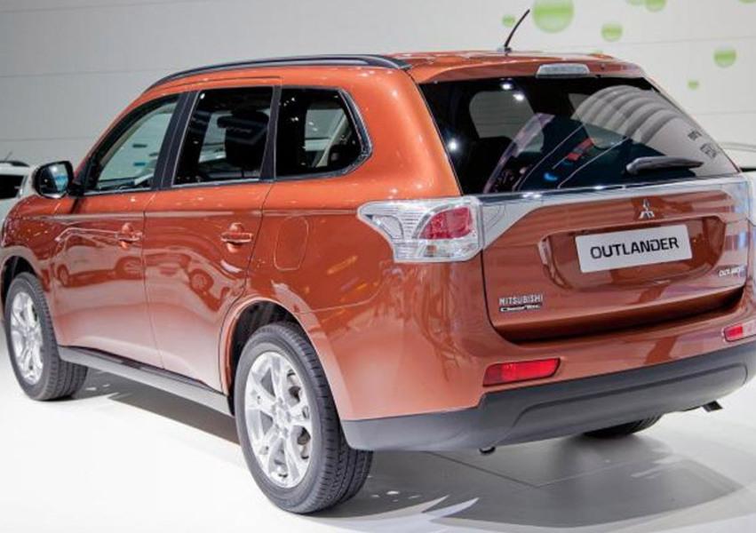 Mitsubishi Outlander (2012->>) (5)