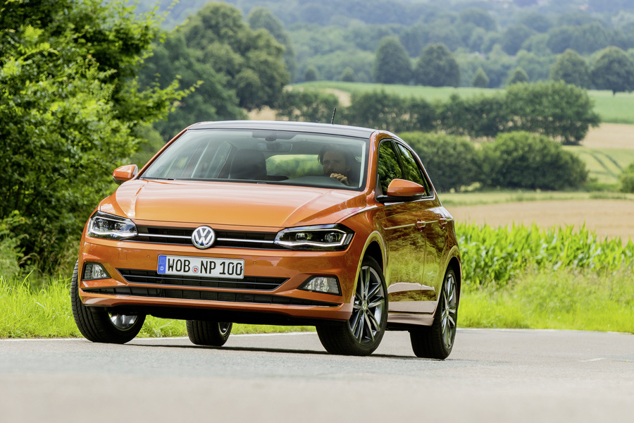 Volkswagen Polo (2017->>) (2)