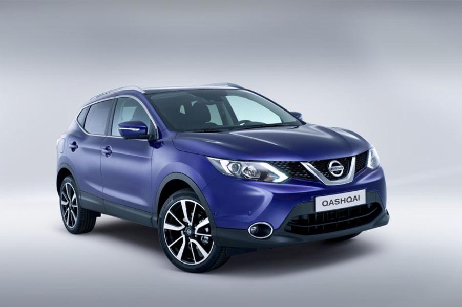 Nissan Qashqai 1.5 dCi Acenta Premium (2)