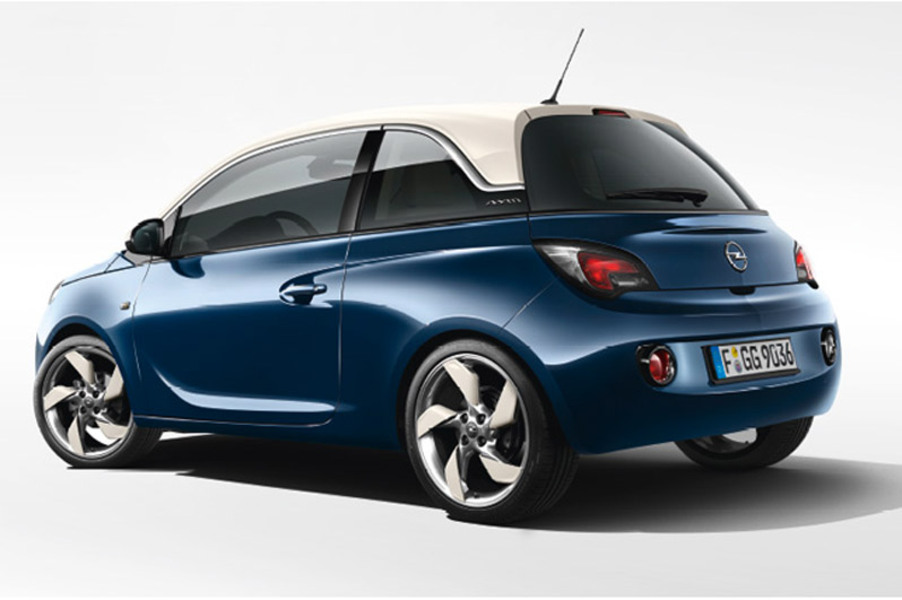 opel adam catalogo e listino prezzi opel adam. Black Bedroom Furniture Sets. Home Design Ideas