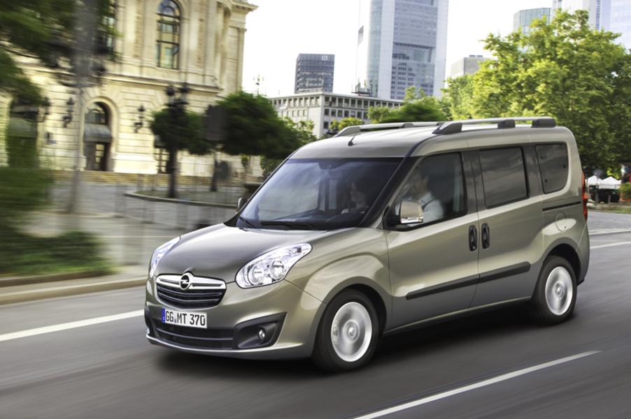Opel Combo Tour (3)